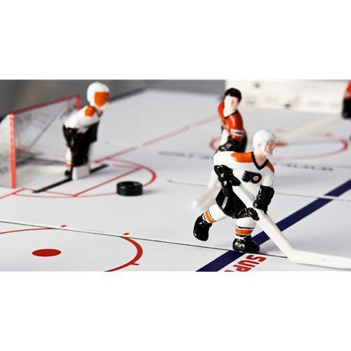 ICE Super Chexx Official NHL Bubble Hockey Table Philadelphia Flyers.