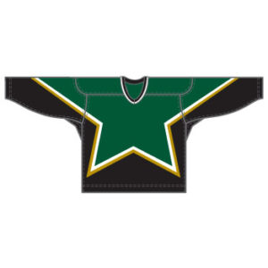 Dallas 15000 Gamewear Jersey (Uncrested) - Team Color