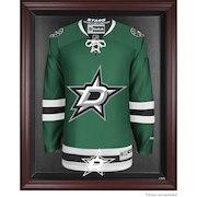 Dallas Stars Mahogany Framed Jersey Display Case