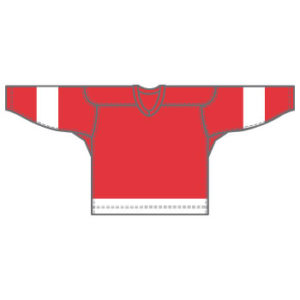 Detroit 15000 Gamewear Jersey (Uncrested) - Team Color Youth