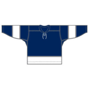 Edmonton 15000 Gamewear Jersey (Uncrested) - Third