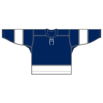 Edmonton 15000 Gamewear Jersey (Uncrested) - Third