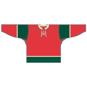 Minnesota 15000 Gamewear Jersey (Uncrested) - Third