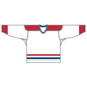 Montreal 15000 Gamewear Jersey (Uncrested) - White