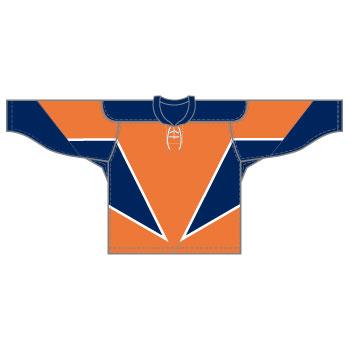NYI 15000 Gamewear Jersey (Uncrested) - Orange