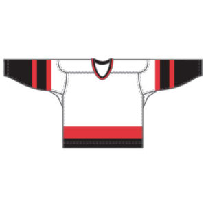 Ottawa 15000 Gamewear Jersey (Uncrested) - White
