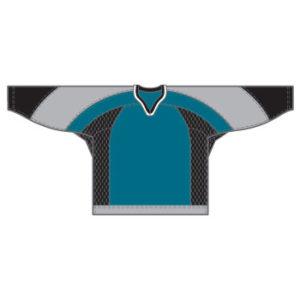 San Jose 15000 Gamewear Jersey (Uncrested) - Team Color