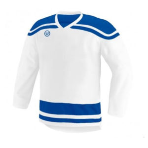 WARRIOR Ringer Hockey Jersey- Yth