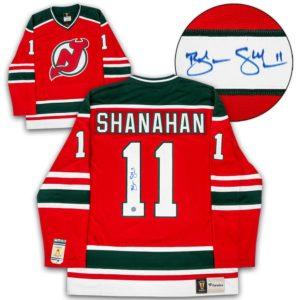 Signed Brendan Shanahan Jersey - Fanatics Replica