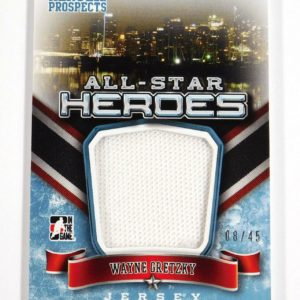 2014-15 ITG Heroes & Prospects Wayne Gretzky All-Star Heroes Jersey /45