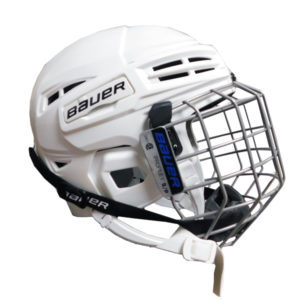 BAUER IMS 5.0 Helmet Combo II