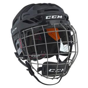 CCM FL90 Hockey Helmet Combo- Sr