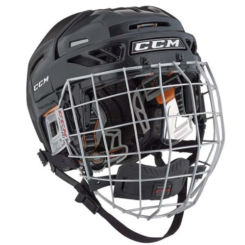 CCM Fit Lite 3DS Hockey Helmet Combo - Sr