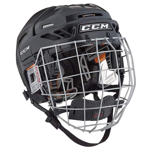 CCM Fit Lite 3DS Hockey Helmet Combo - Sr