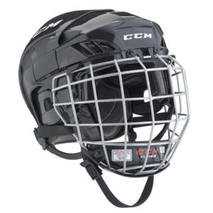 CCM Fit Lite 40 Hockey Helmet Combo