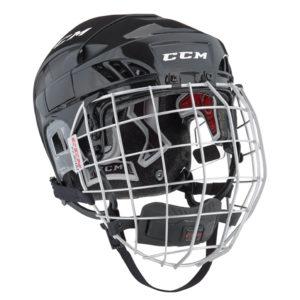CCM Fit Lite 60 Hockey Helmet Combo