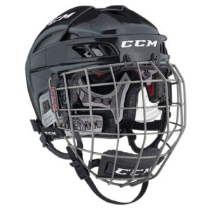 CCM Fitlite Hockey Helmet Combo- Yth