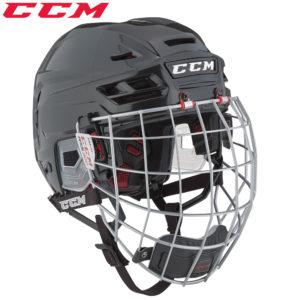 CCM RES 300 Hockey Helmet Combo