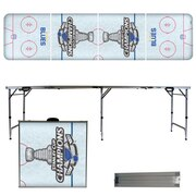 St. Louis Blues 2019 Stanley Cup Champions Ring Tailgate Table Hockey Game
