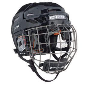 CCM FL3DS Hockey Helmet Combo- Jr