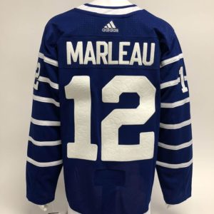 Patrick Marleau Toronto Arenas Maple Leafs Adidas adizero Hockey Jersey Size 52
