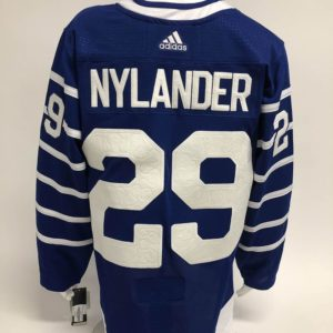 William Nylander Toronto Arenas Maple Leafs Adidas adizero Hockey Jersey Size 52