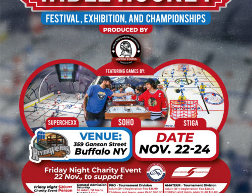 Buffalo Table Hockey Festival