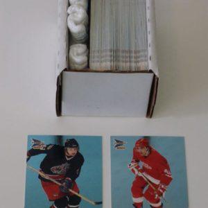 2003-04 Pacific Prism Hockey Set W/O Jerseys (1-100) Nash Zetterberg
