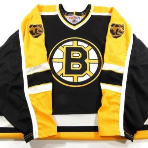 Boston Bruins CCM Size XXL Hockey Jersey Blank Back