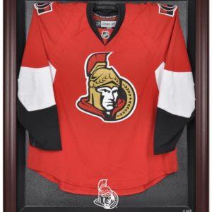 Ottawa Senators Mahogany Jersey Display Case
