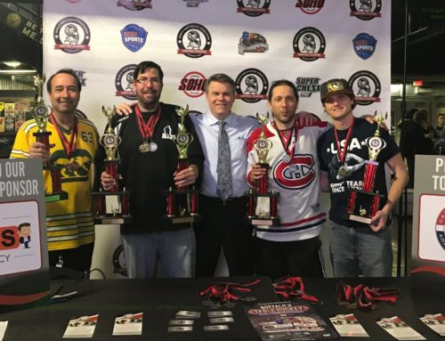 Buffalo's Table Hockey Festival Champions, 2019