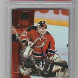 2003 Victory Martin Brodeur New Jersey Devils Signed Auto Trading Card PSA/DNA