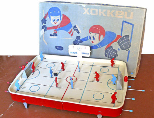 Proud History of Table Hockey in Ukraine