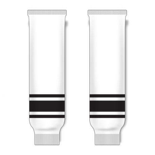 ATHLETIC KNIT Striped Hockey Socks- Int