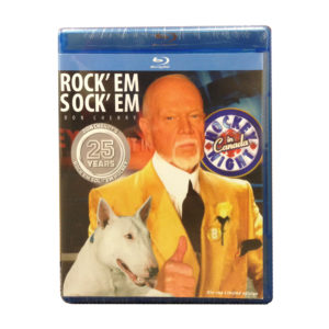 Don Cherry's Rock'Em Sock'Em 25th Anniversary Blue Ray