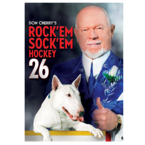 Don Cherry's Rock'Em Sock'Em 26th Anniversary DVD