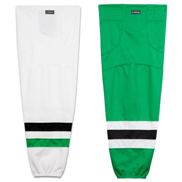 """KOBE K3G Dallas Premium Hockey Sock- Child 22"""""""
