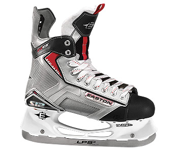 Easton Stealth S12 Ice Hockey Skates- Jr (C4-2B)