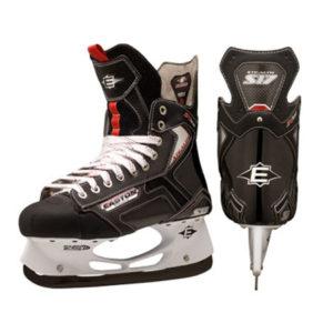 Easton Stealth S17 Black Hockey Skates- Jr