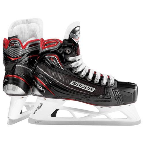 BAUER Vapor X900 Goal Skate- Sr '17