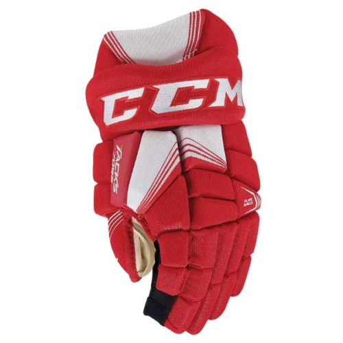 CCM 7092 Tacks Hockey Gloves- Jr