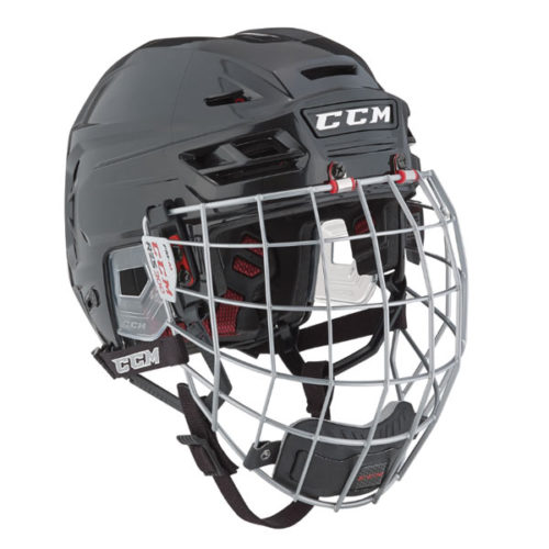 CCM RES 300 Hockey Helmet Combo