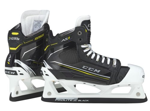 CCM Super Tacks AS1 Goal Skate- Sr
