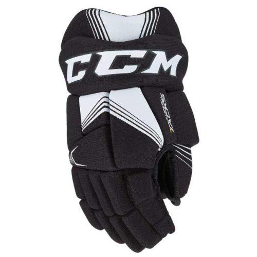 CCM Super Tacks Hockey Gloves- Yth