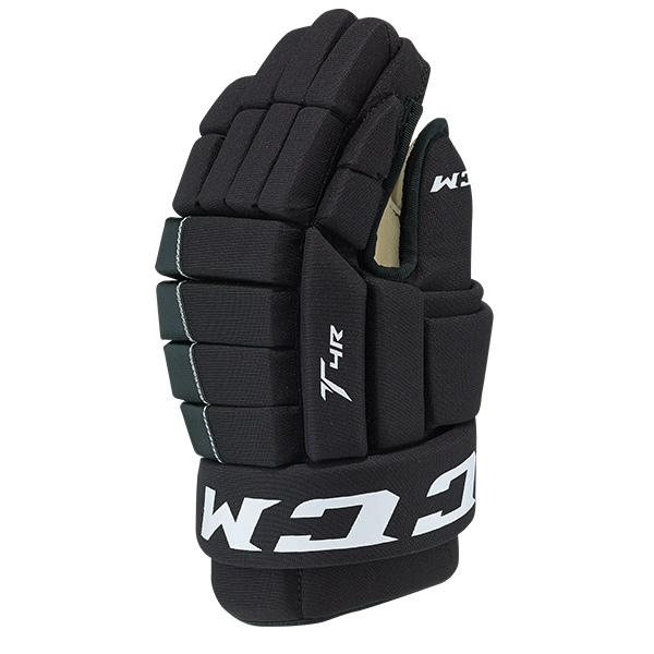 CCM Tacks 4R Hockey Gloves- Yth '17