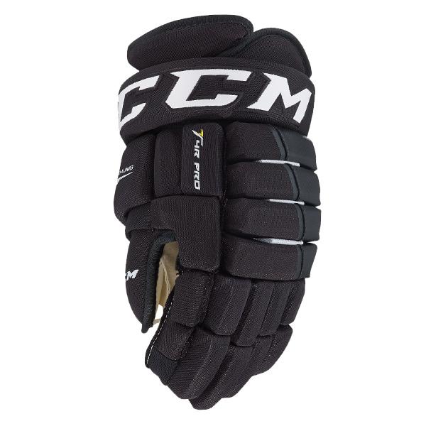 CCM Tacks 4R Pro Hockey Gloves- Sr '17