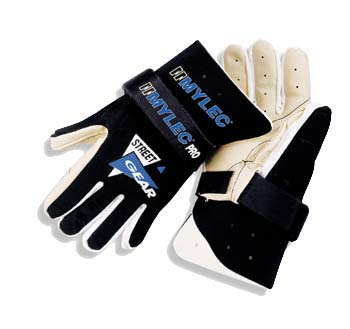 Mylec Street Hockey Players Gloves- Senior