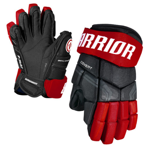 WARRIOR Covert QRE4 Hockey Gloves- Sr