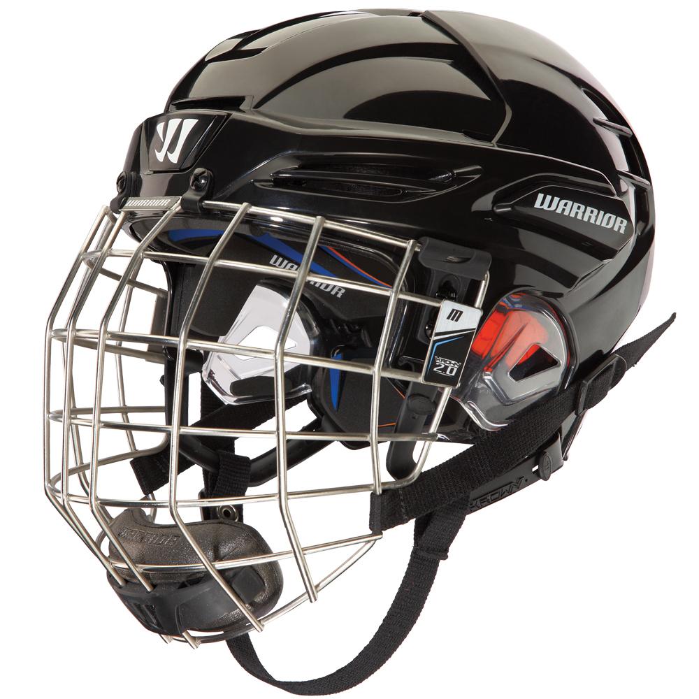 WARRIOR Krown PX3 Helmet Combo