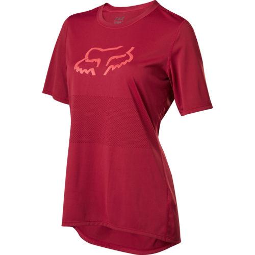 FOX Women's Ranger Short-Sleeve Jersey